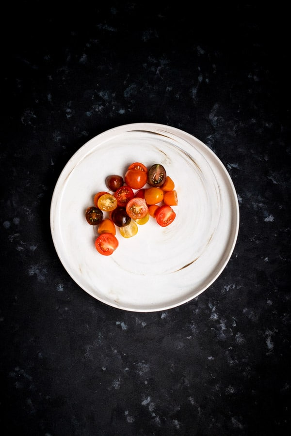 Medley of Cherry Tomatoes