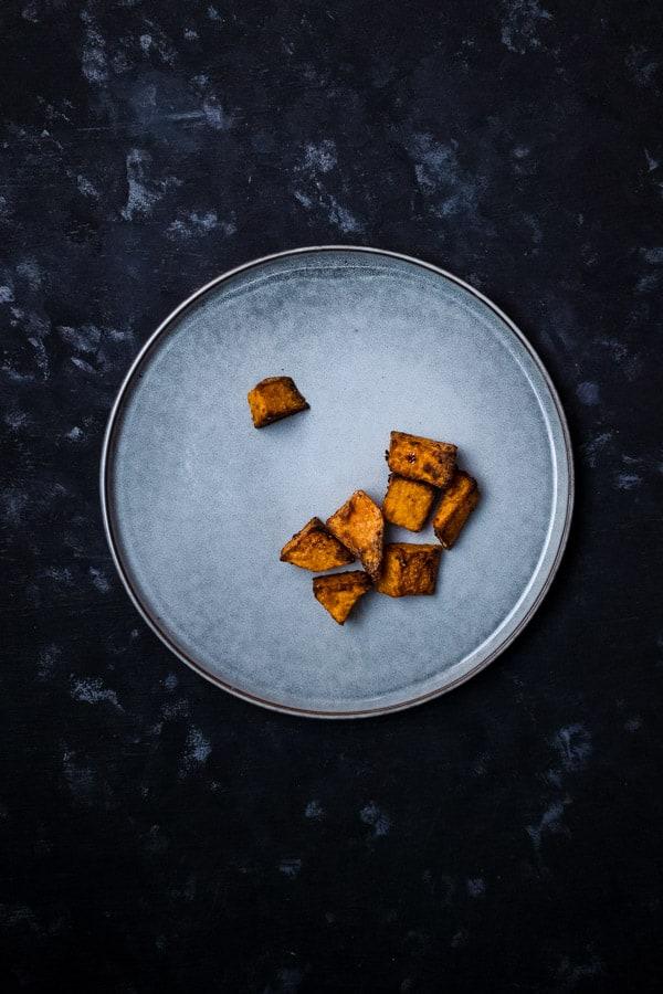 Risoni with Spiced Roasted Butternut Pumpkin