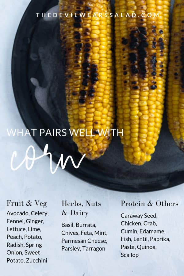 What Goes Well With Corn