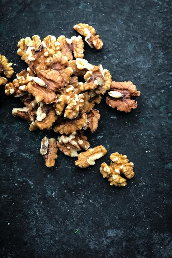 Walnuts for Roasted Brussels Sprouts Salad