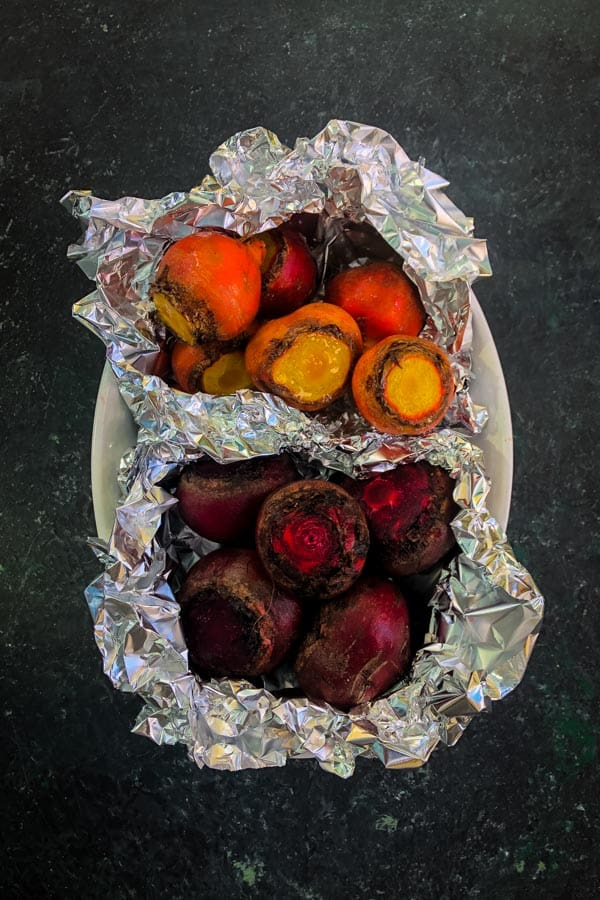 Roasted Baby Beets | The Devil Wears Salad