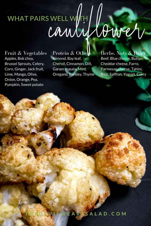 What Pairs Well with Cauliflower