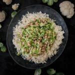 Cannellini Beans and Cauliflower Rice Salad