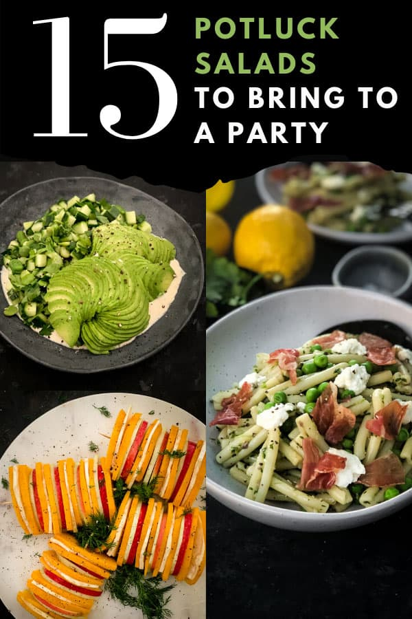 15 Potluck Salads To Bring To A Party