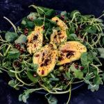 Gem Avocado and Watercress Salad