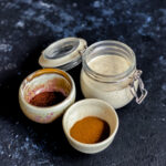 Spiced Yoghurt Dressing with Honey