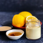 Tahini Maple Syrup Dressing