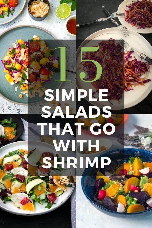 15 Easy Side Salads for Shrimp