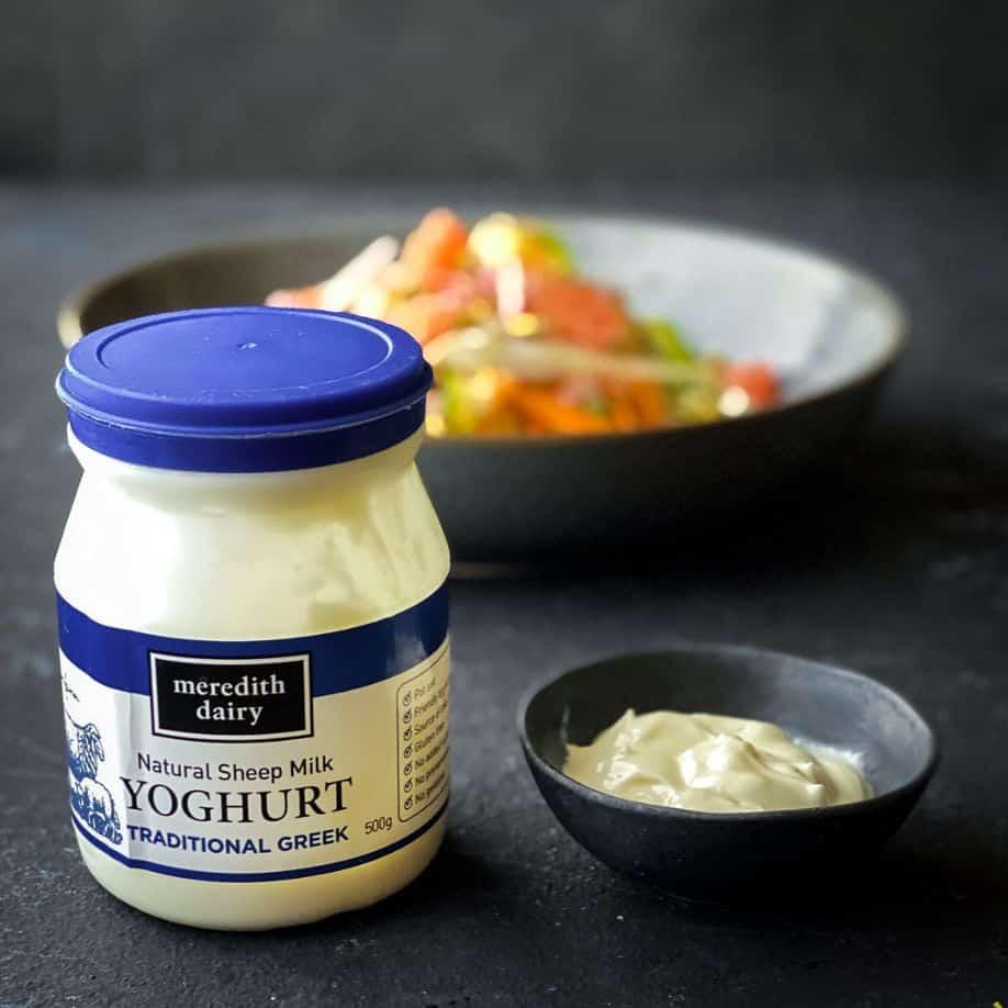 Maredith Dairy Natural Sheep Milk Yoghurt