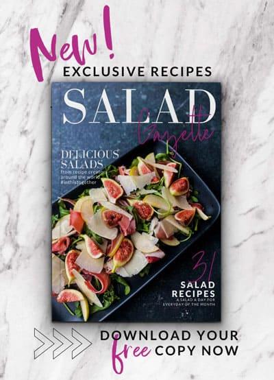 Salad Gazette Sign Up