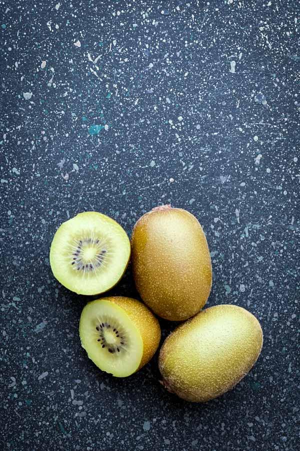 Gold kiwi fruit