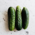 Salad Combinations with Cucumber