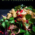 Salad Pairings with Pomegranate