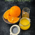 Maple Orange Salad Dressing