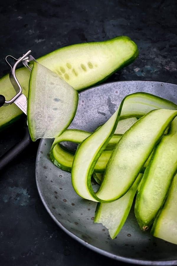 Ribbon Cucumber