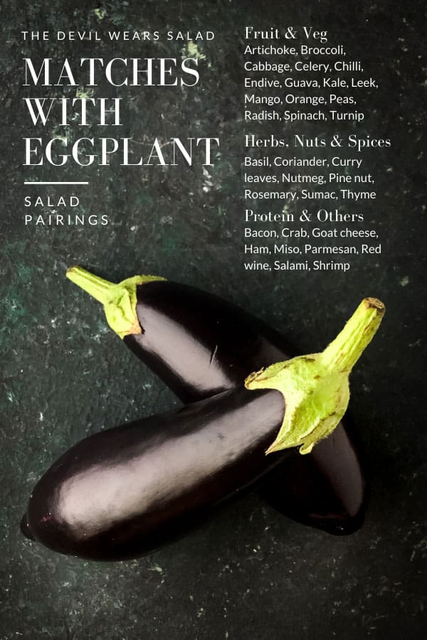 What Goes Well with Eggplant
