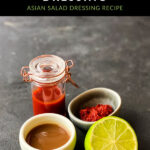 Chilli Tamarind Dressing