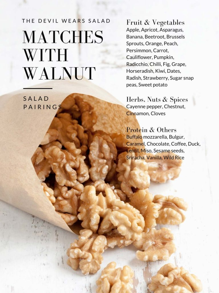 What Goes with Walnut