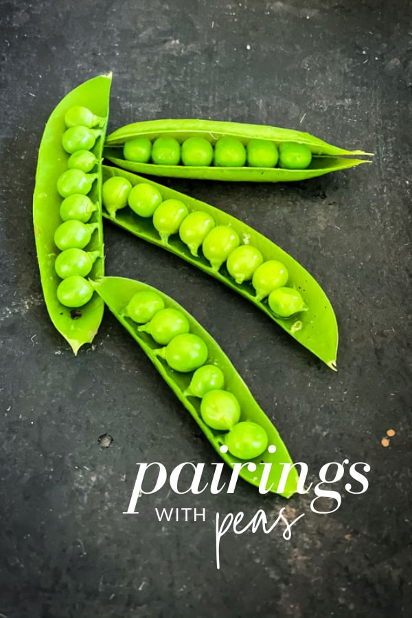 What Goes with Peas