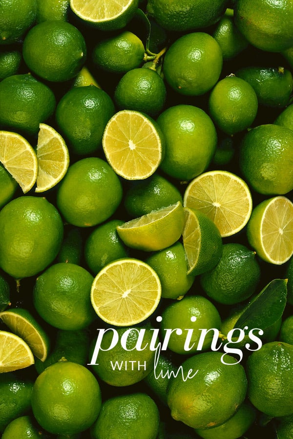 What Goes Well with Lime