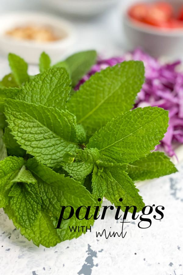 What Goes Well with Mint