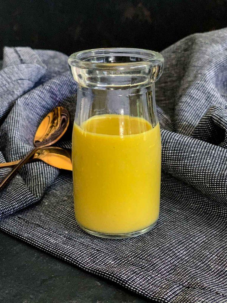 Sweet Mustard Vinaigrette