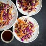 BBQ Pulled Pork Salad