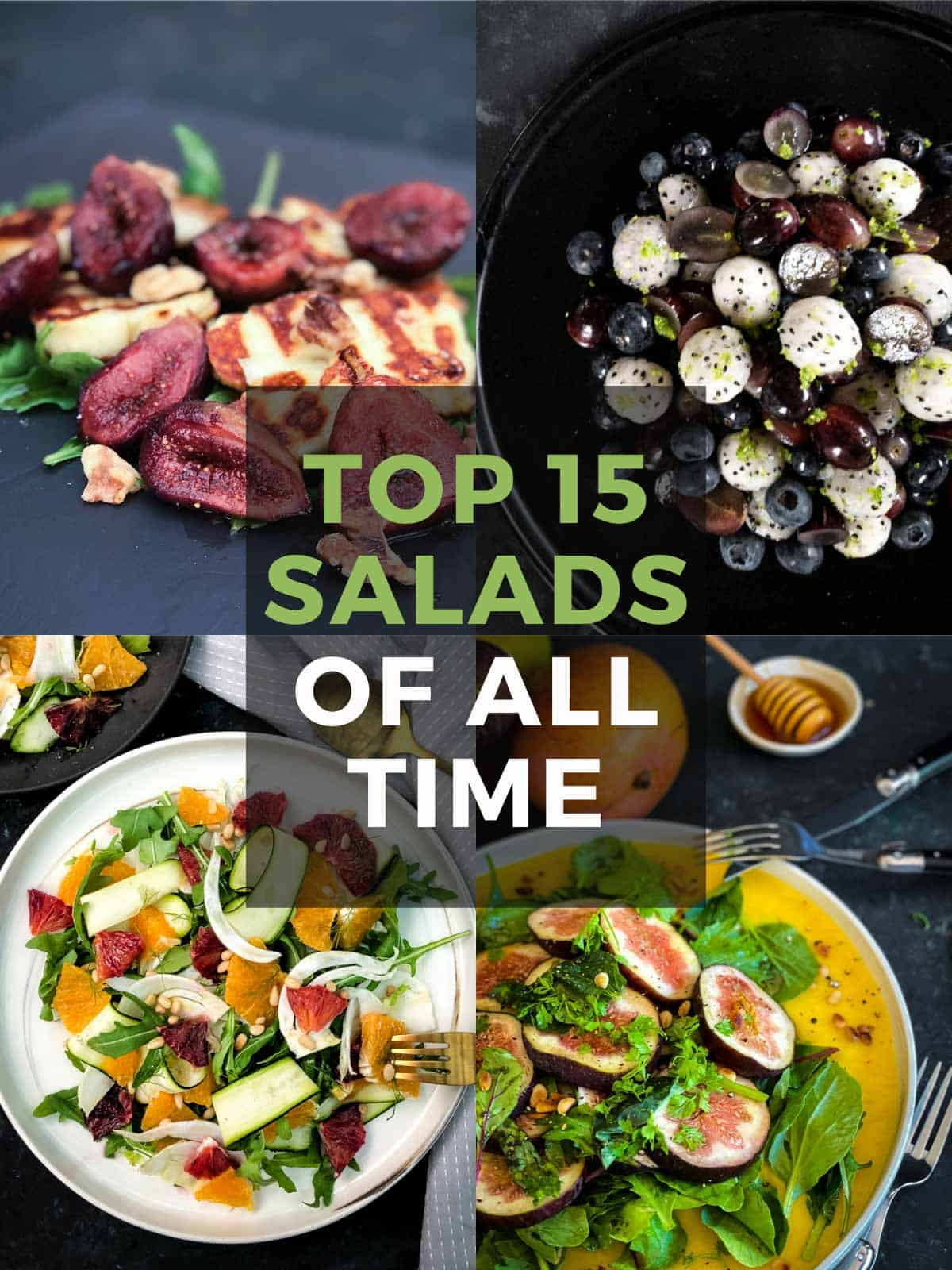 The Devil Wears Salad's Top 15 Salads of All Time