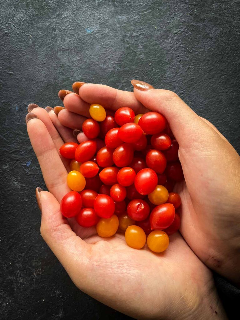 Tomberry tomatoes