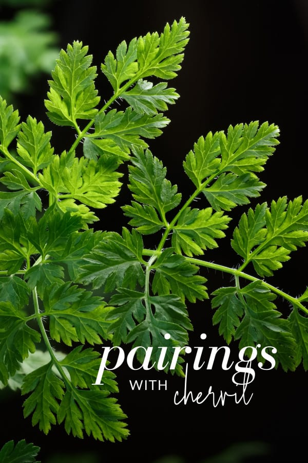 What Goes Well with Chervil?