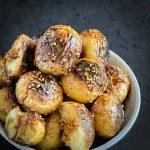Korean Braised Potatoes - Gamja Jorim (감자조림)