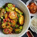 Korean Cucumber Salad - Oi Muchim